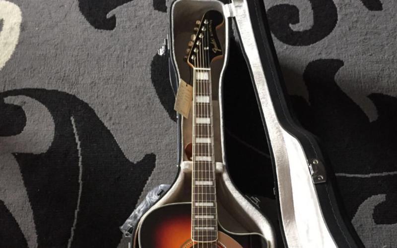 Fender Kingsman